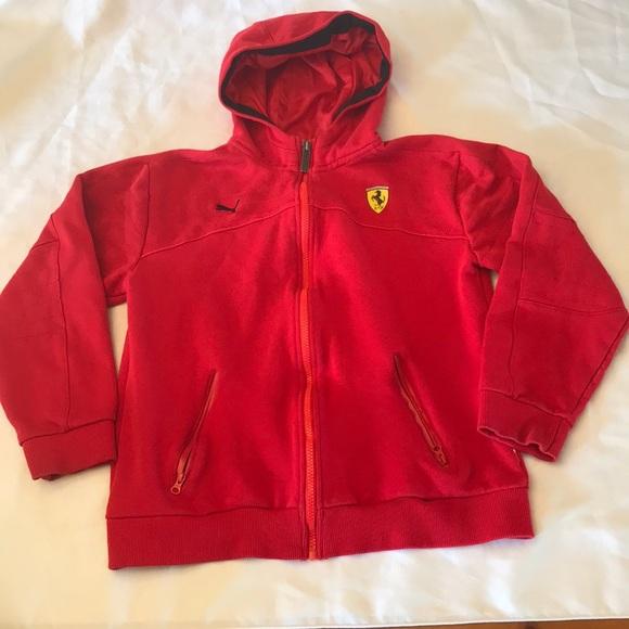 94aa5a68ea4f Scuderia Ferrari Shirts   Tops